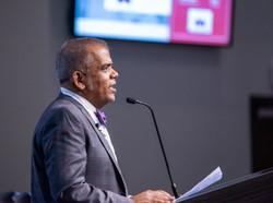 Dr. M. Kazimuddin, WKHLPresident/CEO