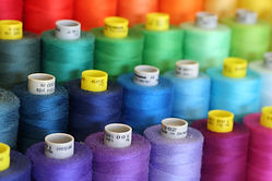 Thread, sewing, alterations