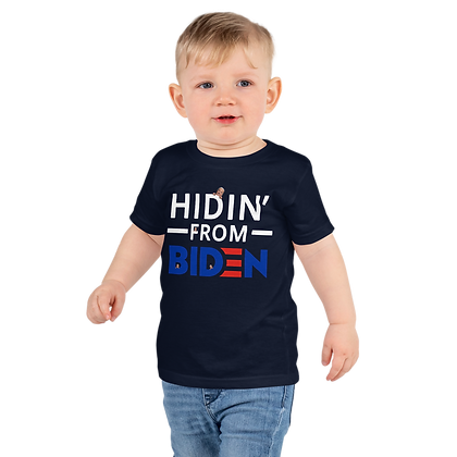 """""""Hidin"""" Short sleeve kids t-shirt"""