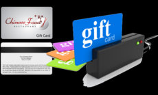 Customized Plastic Gift Cards