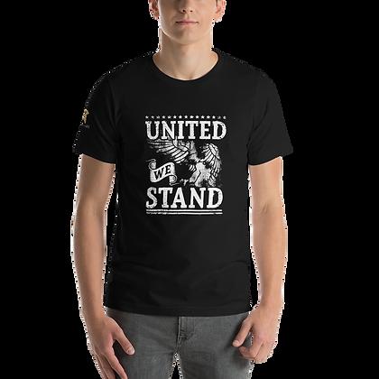 """""""UNITED WE STAND"""" Short-Sleeve Unisex T-Shirt"""