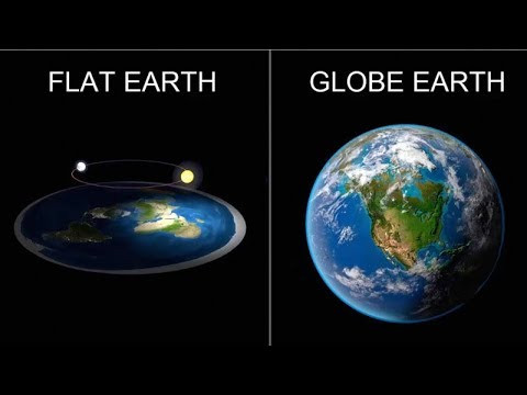 Introduction to Flat Earth - Does Flat Earth Theory Bursts your Bubble? [Video Library]