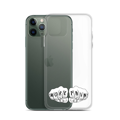 """""""MORE PAIN"""" iPhone Case"""