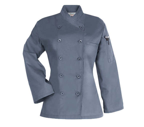 Parker Classic Chef Coat (Men's / Women's)