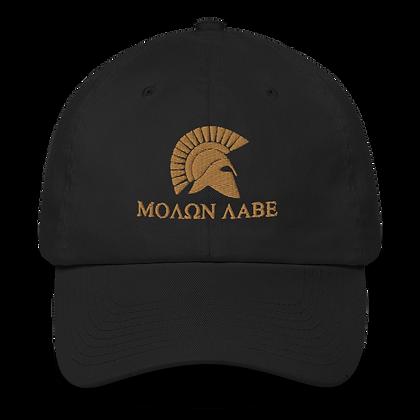 """""""MOLON LABE"""" Cotton Cap"""
