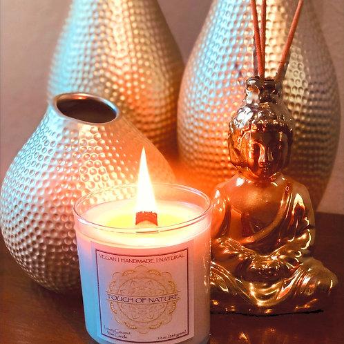 Lavender + Vanilla Candle