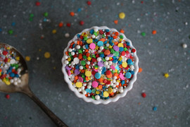 Kara Olsen Food Photographer Signature Sprinkles
