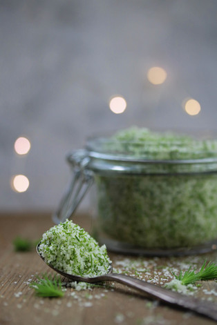 Spruce Tip Salt