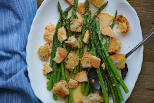 Chef's Caesar Asparagus