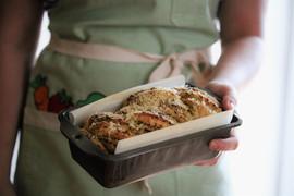 Kara Olsen Food Photographer Garlic Knot