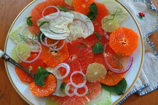 Citrus Season Salad
