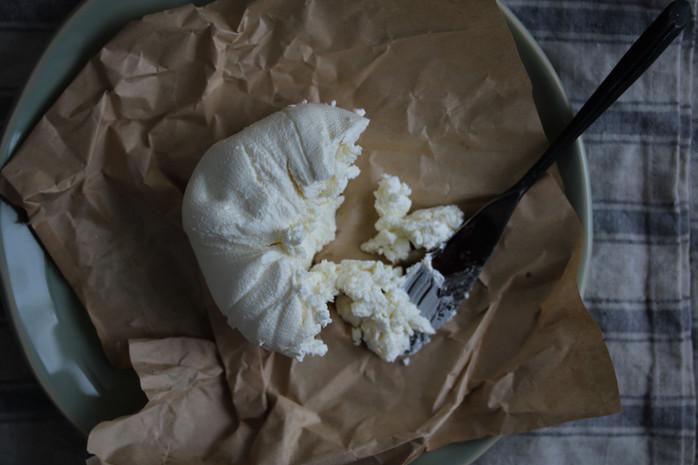Fermented Yogurt Cheese