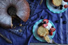 Kara Olsen Food Photographer Famous Apartment Pound Cake