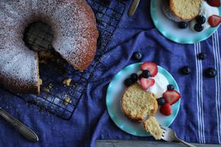 Famous Apartment Pound Cake