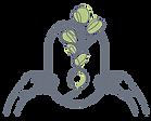 The Concrete Forager Logo