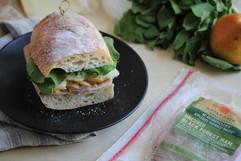 Kara Olsen Food Photography Applegate Uncured Black Forrest Ham