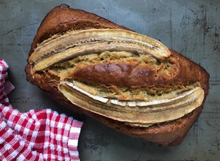 Classic Banana Bread with a Healthy Twist