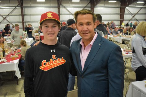 2019 Batter Up Bash guest Bret Boone