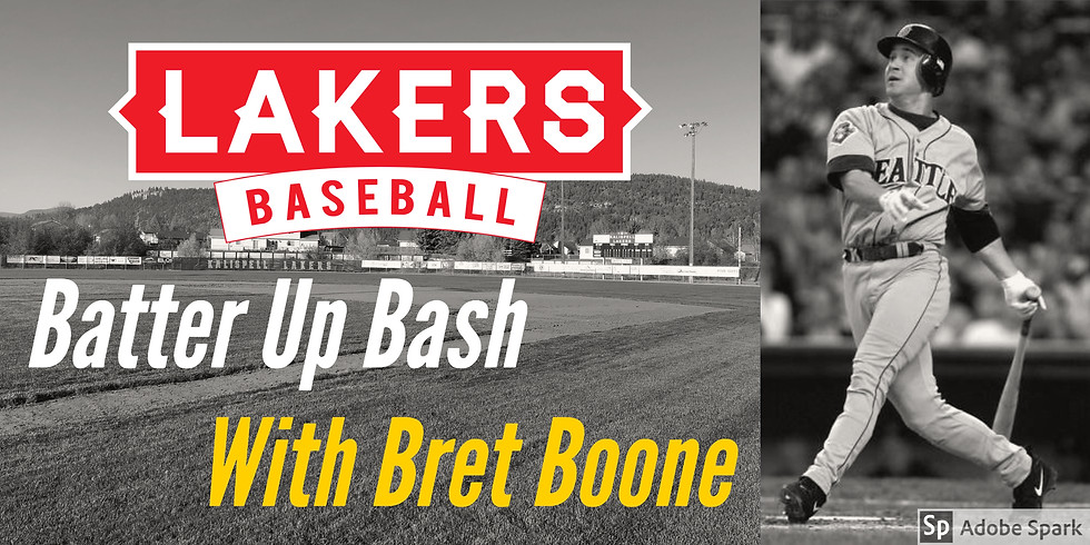 Kalspell Lakers Batter Up Bash with Bret Boone