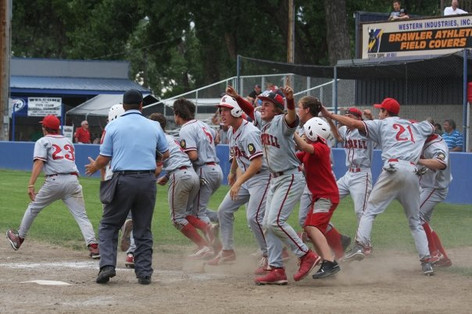 Comback win over Billings Royals