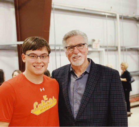 2020 Batter Up Bash guest Jack Morris