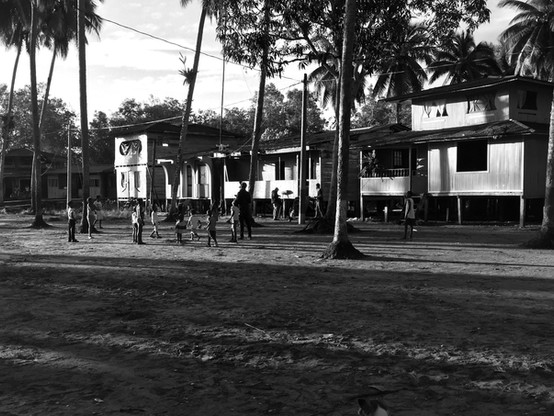 PUNTA BONITA, Río Cajambre