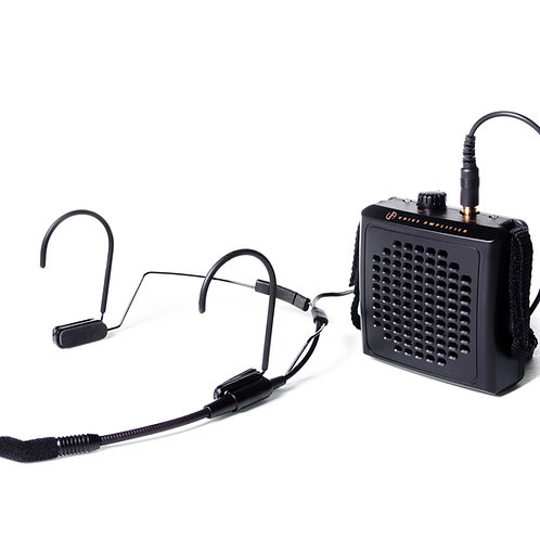 Voice Amplifier MA2800 with HM30 Headset (Set)