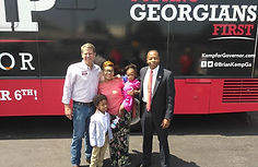 Great turnout today in Perry Ga! Me and