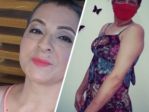 """Taguatinga – """"Com a ajuda da ABRAPEC, tudo fica mais fácil"""" relata Fátima Cardoso."""