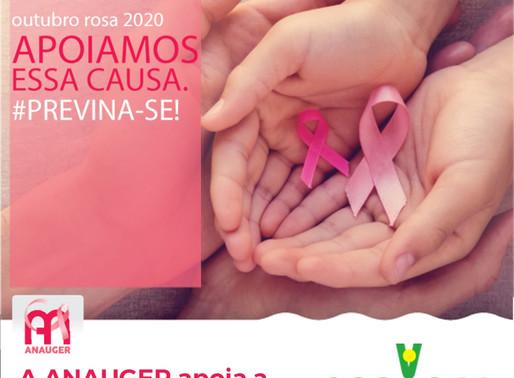 Jundiaí – Anauger faz doação de cestas a pessoas em tratamento do câncer atendidas pela ABRAPEC.
