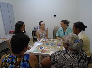 Projeto Cuidando do Cuidador