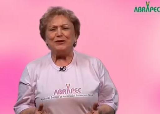 ABRAPEC presta uma singela homenagem a Nicette Bruno