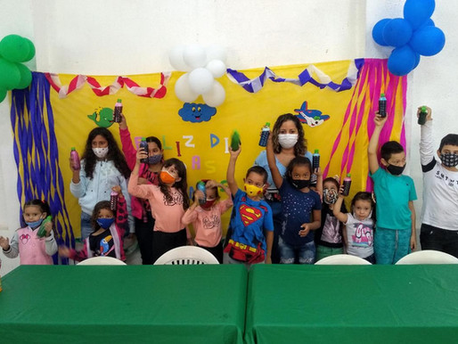 Campo Grande - ABRAPEC realiza confraternização do Dia das Crianças
