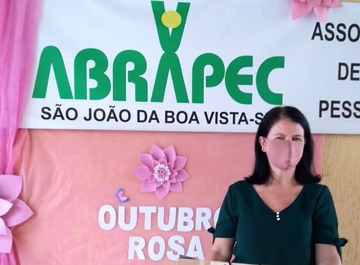 São João da Boa Vista - Relato emocionante de uma pessoa atendida pela ABRAPEC.