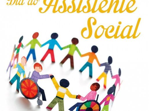 15/05 - Dia do Assistente Social.
