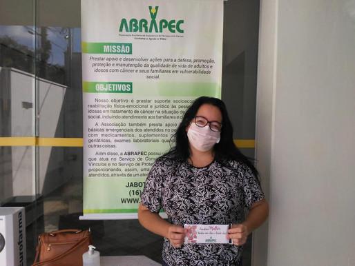Jaboticabal – Mulheres atendidas pela ABRAPEC foram homenageadas pelo seu dia.