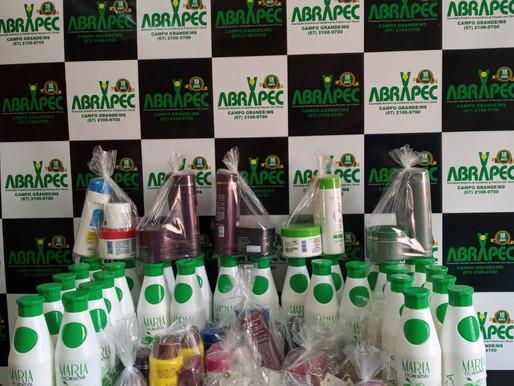 Campo Grande-Secretaria da Fazenda realiza doação para ABRAPEC.