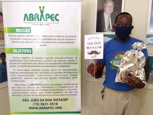 """São João da Boa Vista, """"Agradeço aos colaboradores que ajudam o trabalho da ABRAPEC"""""""
