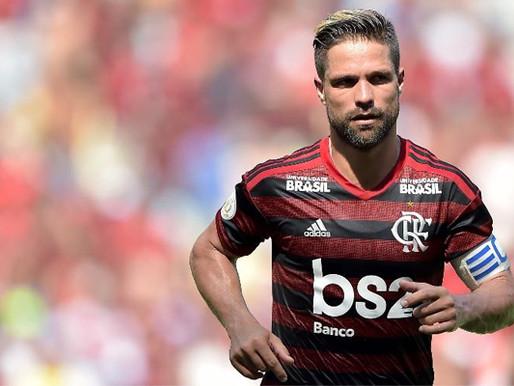 Ribeirão Preto-Diego Ribas do Flamengo doou camisa autografada para ser leiloada em apoio a ABRAPEC.