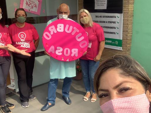 Jundiaí – ABRAPEC dá inicio as ações do Outubro Rosa.