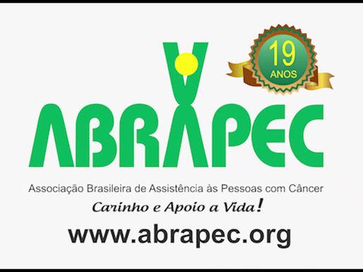 24/04/2021 - ABRAPEC completa 19 anos de auxílio às pessoas em tratamento do Câncer.