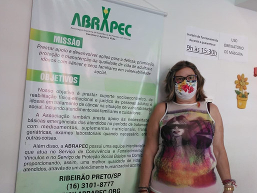 """Ribeirão Preto – """"Fiz muitas amizades que são de suma importância, para uma vida mais saudável."""""""