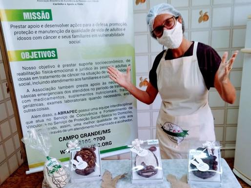 Campo Grande – Tutorial vai ensinar pessoas em tratamento do câncer e seus familiares a fazerem Ovos