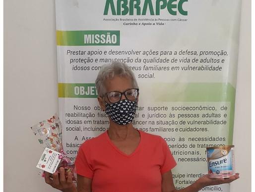 Ribeirão Preto – Mulheres assistidas pela ABRAPEC são homenageadas