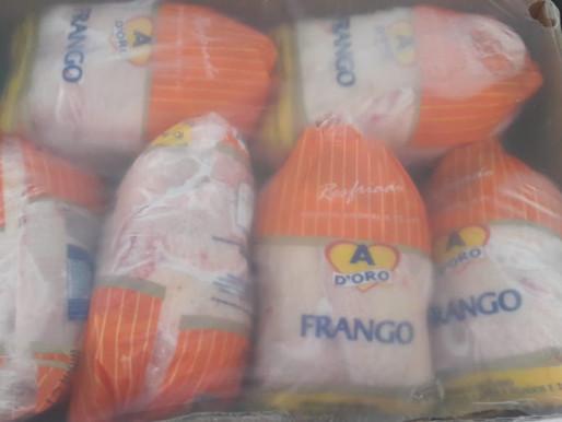 Jundiaí – Frango D'oro realiza doação para a ABRAPEC.