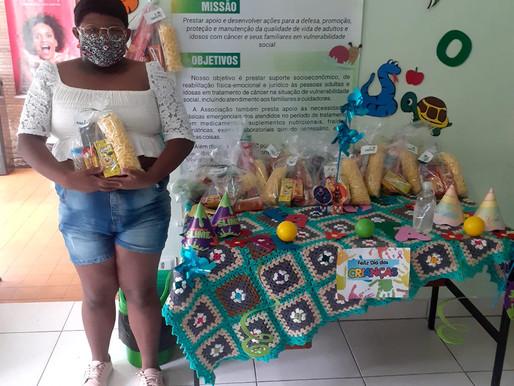Jundiaí – ABRAPEC realiza entrega de brinquedos para filhos e netos de atendidos pela Associação.