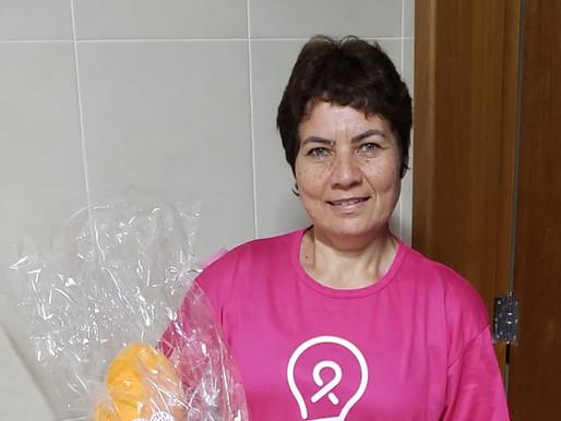 Jundiaí – Mensagem de Elenice da Silva Cassonesi atendida pela ABRAPEC.