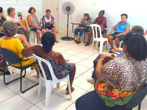 Ribeirão Preto: Grupo de Auto-ajuda resgata a autoestima.