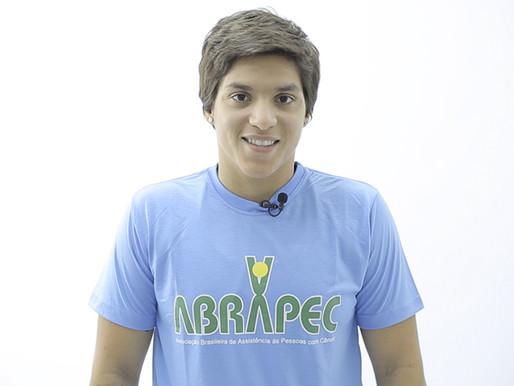 ABRAPEC parabeniza Ana Marcela pela conquista vaga olímpica na piscina e nas águas abertas.