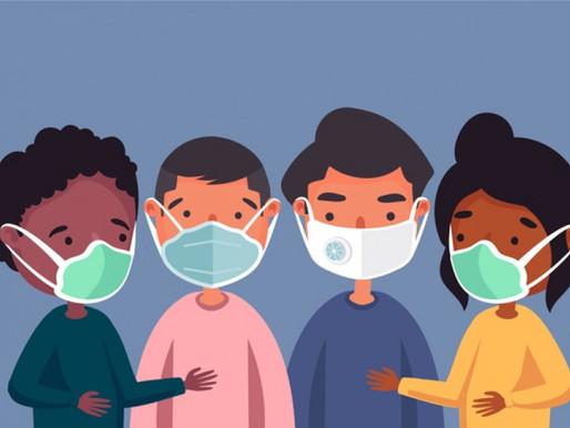 Você sabe como usar a máscara de proteção corretamente?